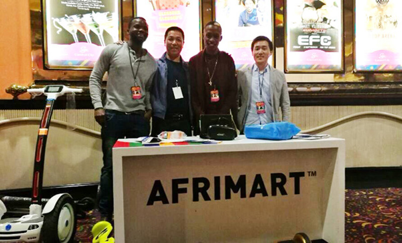 afrimart festive business